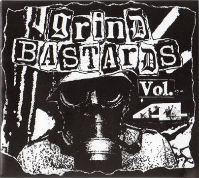 GRIND BASTARDS Vol.4