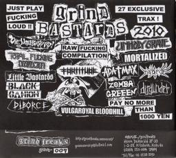 GRIND BASTARDS Vol.4